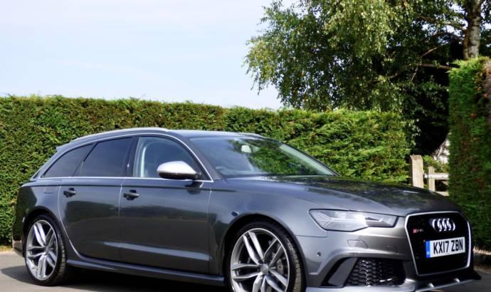 Prince Harry Audi RS6 Avant on sale
