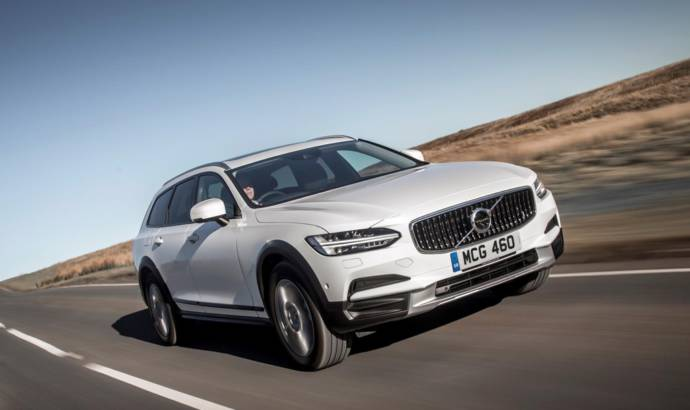 Volvo introduces T5 engine for S90, V90 and XC90
