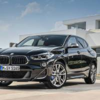 2019 BMW X2 M35i has the most powerful 2.0 liter engine produced by the German car manufacturer