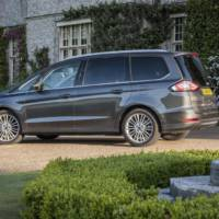 2019 Ford S-Max and Galaxy get new diesel engine and improved specification