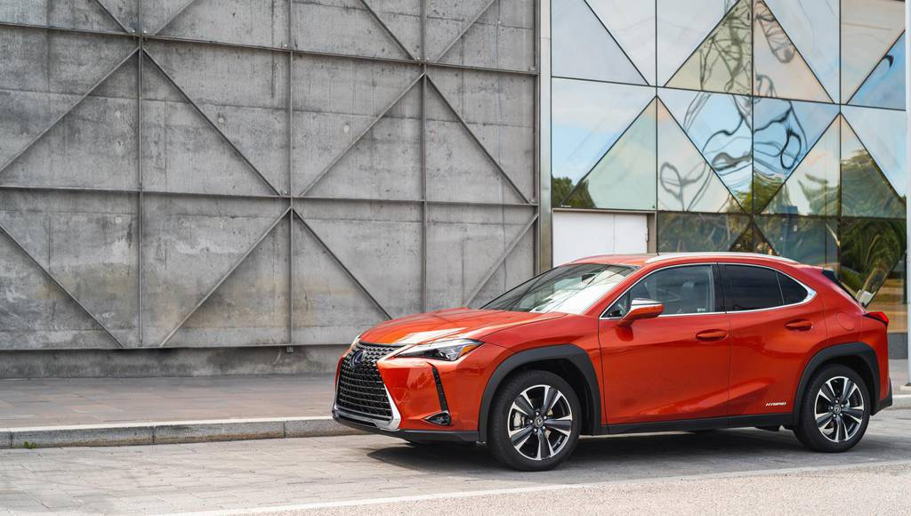 2019 Lexus UX gets updated