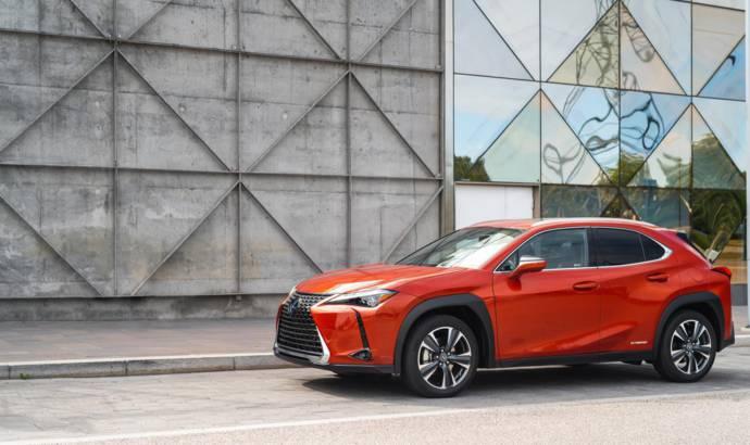 2019 Lexus UX gets updated