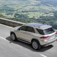 2019 Mercedes GLE new generation unveiled