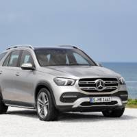 2019 Mercedes GLE new generation unveiled