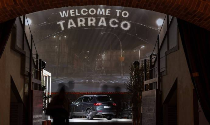 2019 Seat Tarraco - new details