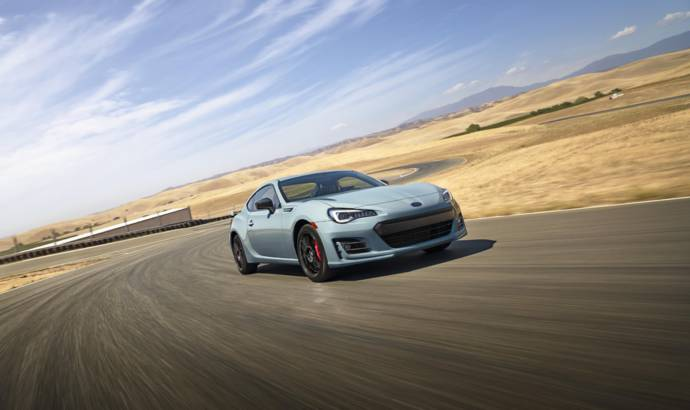 2019 Subaru BRZ US pricing announced