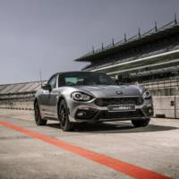 Abarth 124 GT now available in the UK