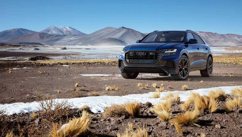 Audi Q8 US pricing announced