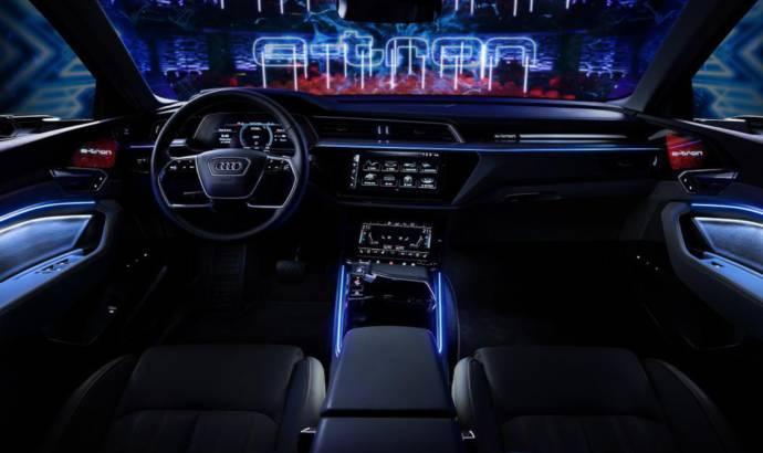 Audi e-tron to integrate Alexa voice assistant