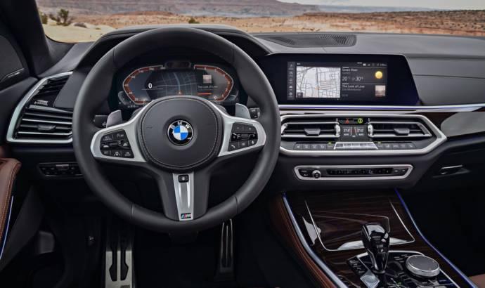 BMW Cockpit technology gets detailed