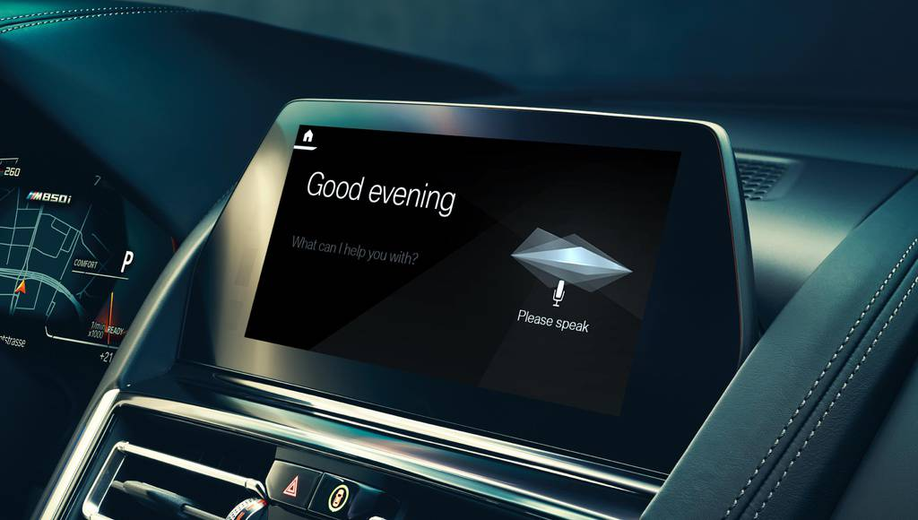 BMW Intelligent Personal Assistant available starting 2019