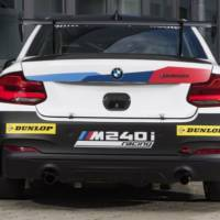 BMW M235i Racing Cup gains Evo Pack and becomes M240i Racing Cup