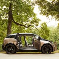 BMW i3 and i3 S get larger batteries