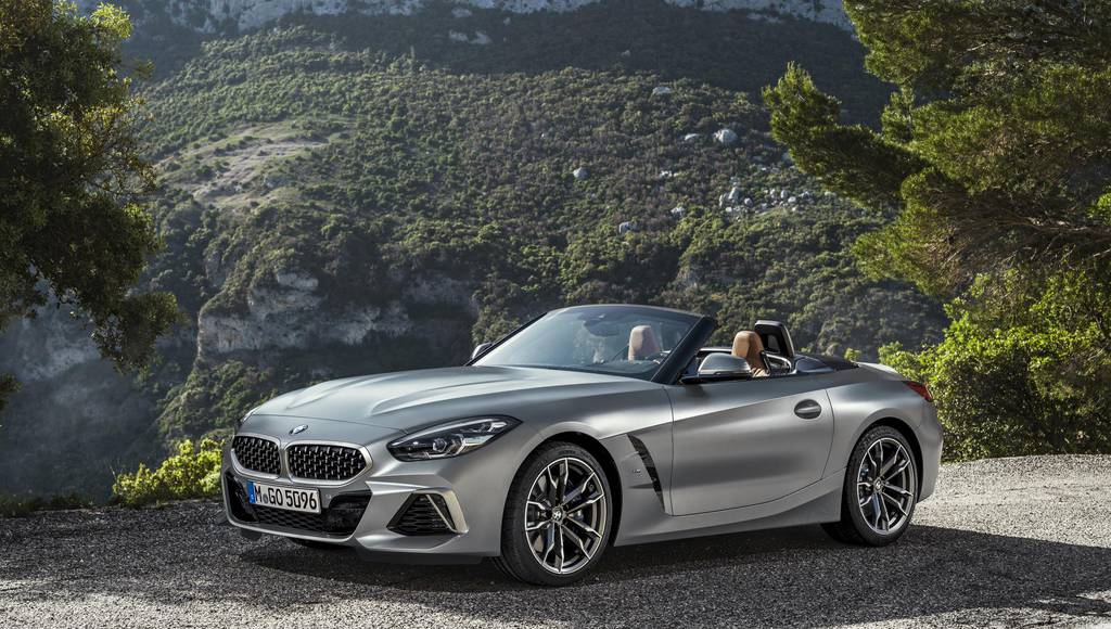 BMW reveals full info on the new Z4