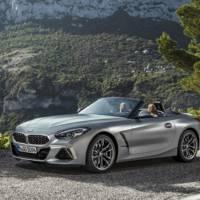 BMW reveals full info on the new Z4