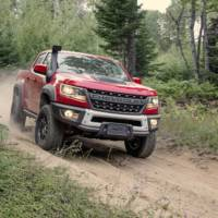 Chevrolet Colorado ZR2 Bison special edition