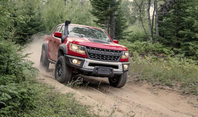 Chevrolet Colorado ZR2 Bison special edition