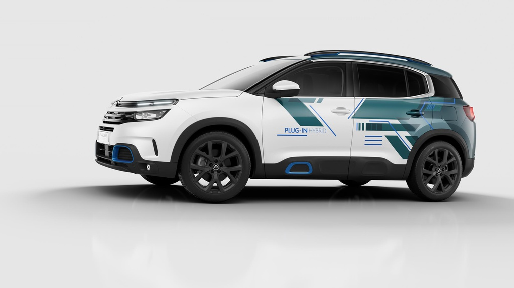 Citroen C5 Aircross to be showcased in paris Motor Show