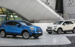 Doc Brown stars in new Fiat 500X facelift ad