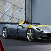 Ferrari Monza SP1 and SP2 unveiled