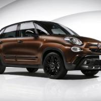 Fiat 500L S-Design special edition launched