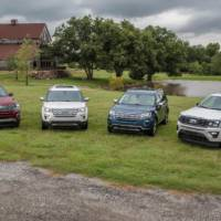 Ford Explorer and Expedition get new editions in Texas