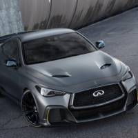 Infiniti Project Black S announced