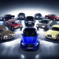 Jaguar XJ celebrates 50 years since launch