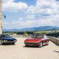 Lamborghini Espada and Islero celebrate 50 years with historic tour