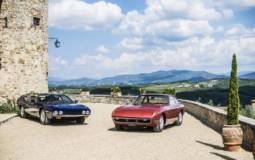 Lamborghini Espada and Islero celebrate 50 years with historic tour