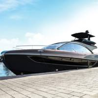 Lexus LY650 yacht unveiled