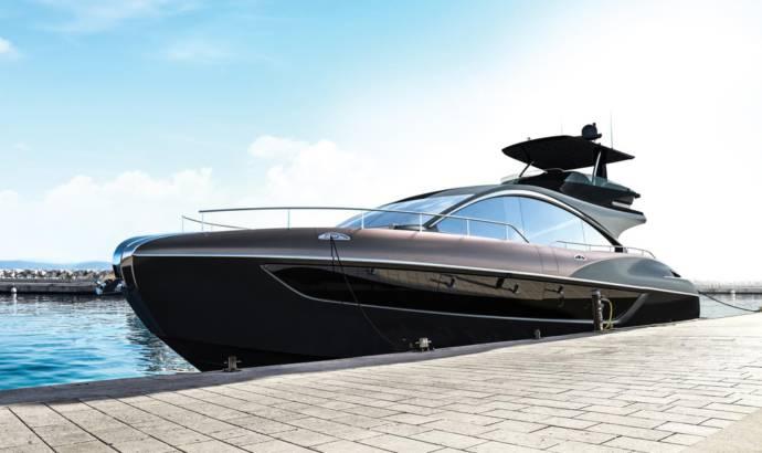 Lexus LY650 yacht unveiled