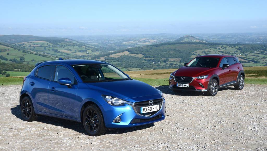 Mazda CX-3 and Mazda2 new special edition models
