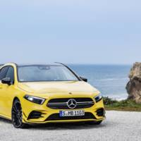 Mercedes-AMG A35 AMG info released