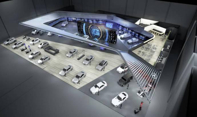 Mercedes-Benz B Class will come to Paris Motor Show