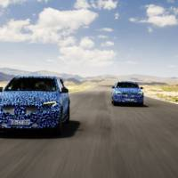 Mercedes-Benz EQC teased again