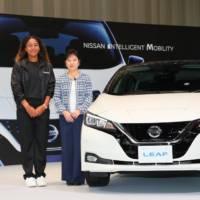 Naomi Osaka becomes Nissan brand ambassador