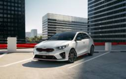 New Kia Ceed GT official info