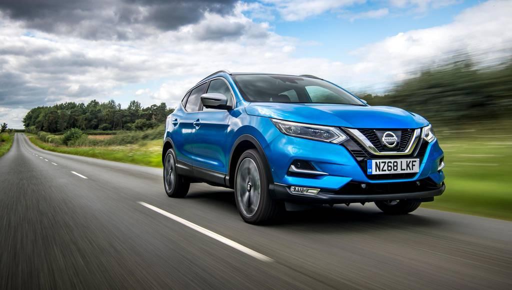 Nissan Qashqai receives improved 1.5 litre diesel
