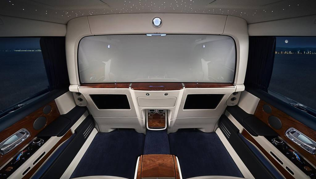 Rolls Royce Privacy Suite introduced in China