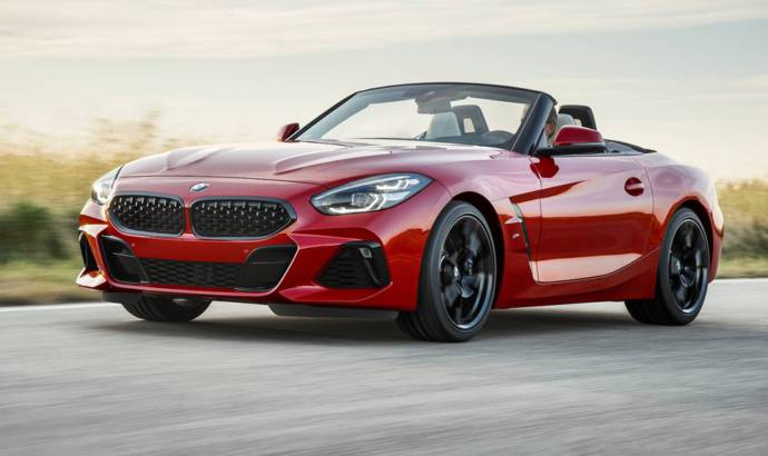 This are the first promo video for the all-new BMW Z4