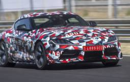 Toyota is considering a manual transmission for the new Supra. But only for the RHD markets