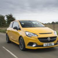 Vauxhall Corsa GSi UK pricing announced