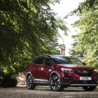 Vauxhall Grandland X reaches 100.000 units sold
