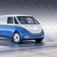 Volkswagen I.D. BUZZ CARGO officially unveiled