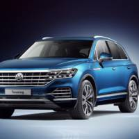 Volkswagen Touareg awarded five-stars at EuroNCAP