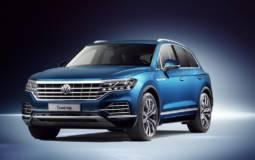 Volkswagen Touareg awarded five-stars at EuroNCAP