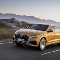 2019 Audi Q8 priced from 67.400 USD
