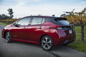 2019 Nissan Leaf US pricing announced