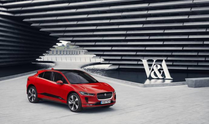 Jaguar I-Pace clay model to be exhibited in a museum